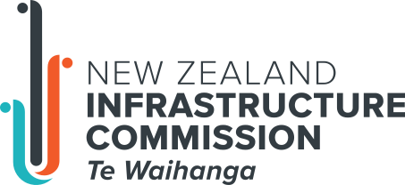NZ Infrastructure Commission - Logo